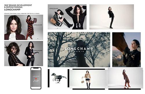 LONGCHAMP - Image de marque & branding