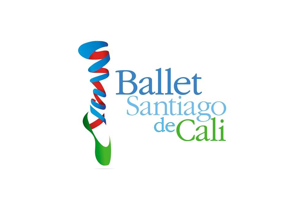 logo ballet santiago de cali