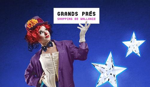 """Event """"Grands Prés"""" - Réseaux sociaux"""