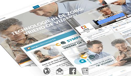 Zorgondernemer.be - Digital Strategy