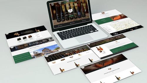 Brasserie Dubuisson - Refonte site e-commerce - E-commerce