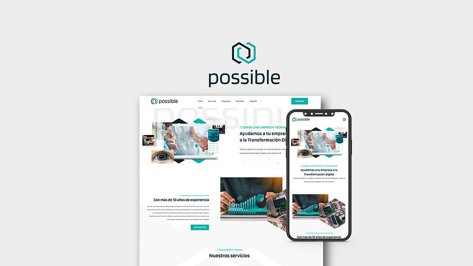 Branding y Web Responsive Possible