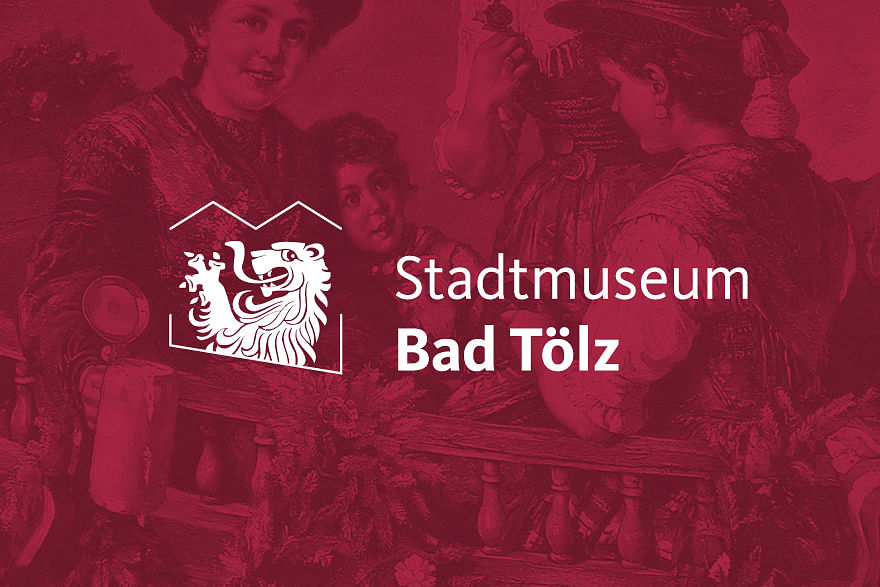 Bad Tölz Stadtmuseum: Corporate Design