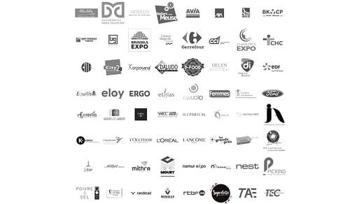 Historique clients de l'agence - Création de site internet