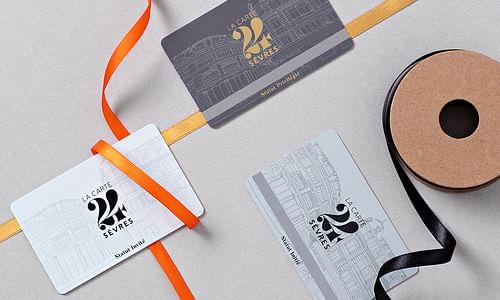 Brand Identity for Le Bon Marché - 24 Sèvres - Stratégie de contenu