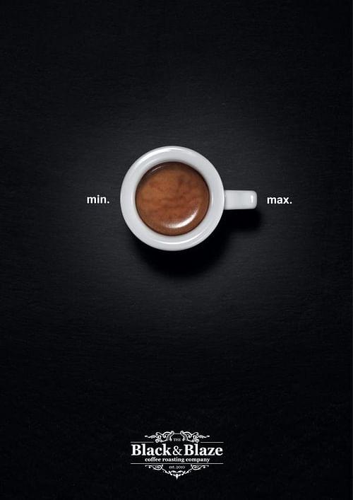 Coffee turns you, 2 - Publicité