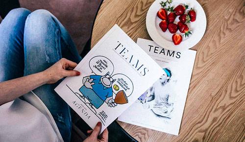 | TEAMS | - Image de marque & branding