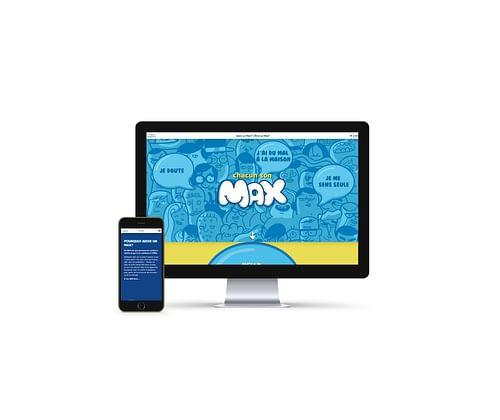 Nos réalisations avec Child Max - Création de site internet
