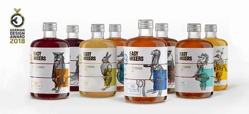 EASY MIXERS   Reinventing the classic cocktail bar - Estrategia digital