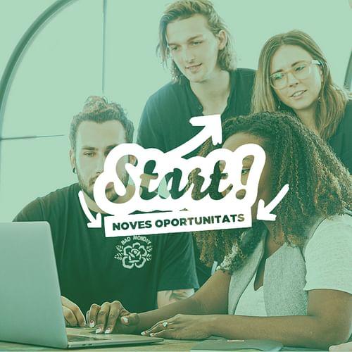 Social Media para Start Noves Oportunitats - Redes Sociales