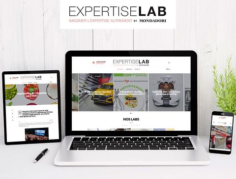 Mondadori Mediaconnect |Site internet