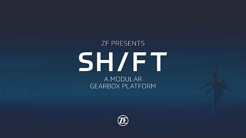 Shift by ZF Wind Power