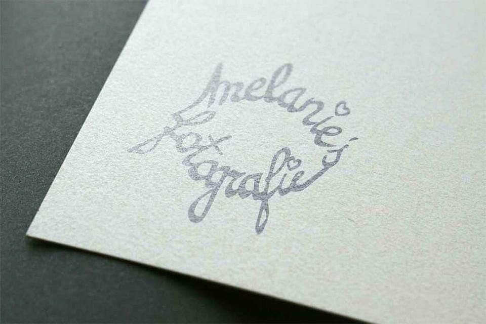 Logo ontwerp voor fotografe