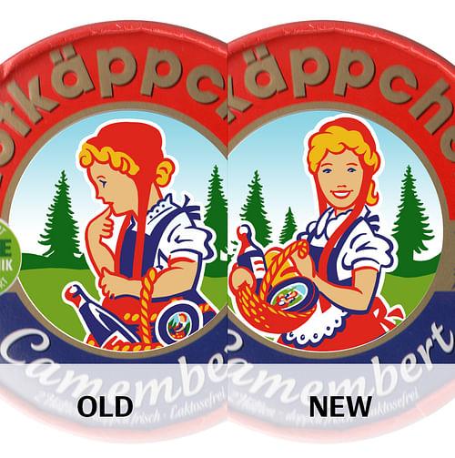 Markenüberarbeitung, Logo, Soft-Relaunch - Grafikdesign