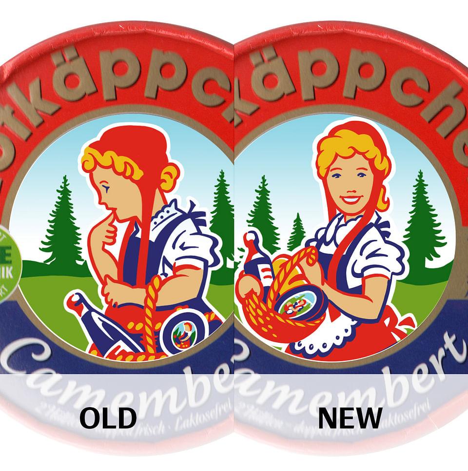 Markenüberarbeitung, Logo, Soft-Relaunch