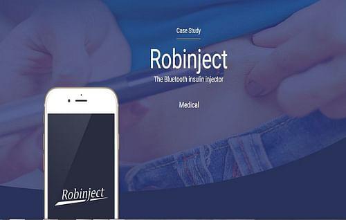 Robinject - Mobile App