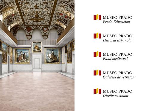 Museo del Prado - Identity Rebrand - Branding & Positioning