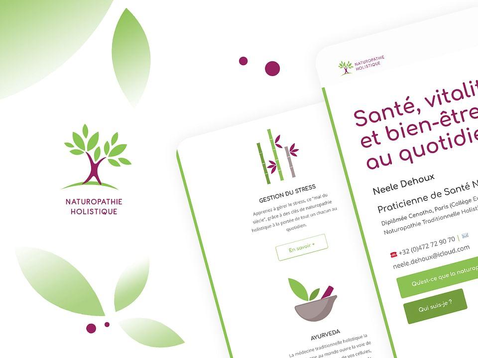 Site vitrine / Branding / Logo / Graphisme print