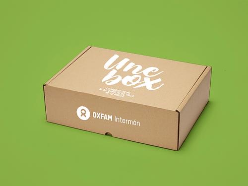 Oxfam Intermon - Unebox - Branding y posicionamiento de marca
