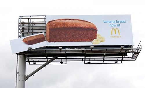 Banana Bread Arrives - Advertising