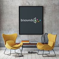 Logotipo Bisounds