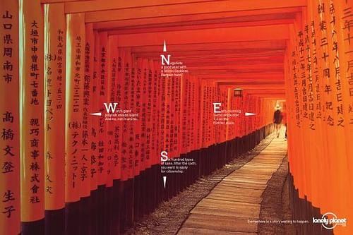 JAPAN - Advertising