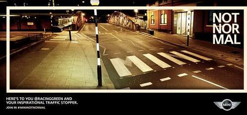 Zebra - Advertising