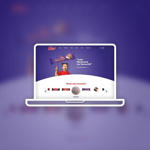 Lees of Scotland Website Design - Website Creation