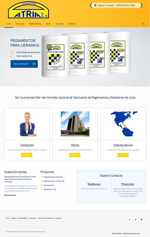 www.pegatodoatria.com - Advertising