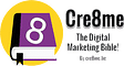 CRE8ME logo
