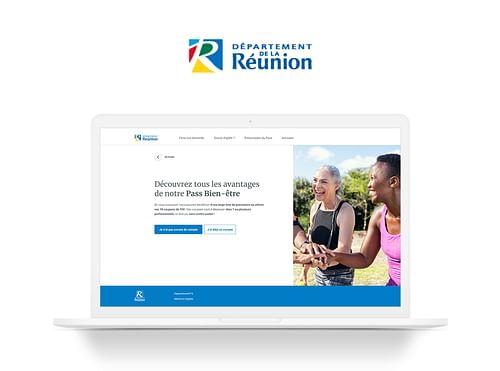 Département de la Réunion - Stratégie digitale