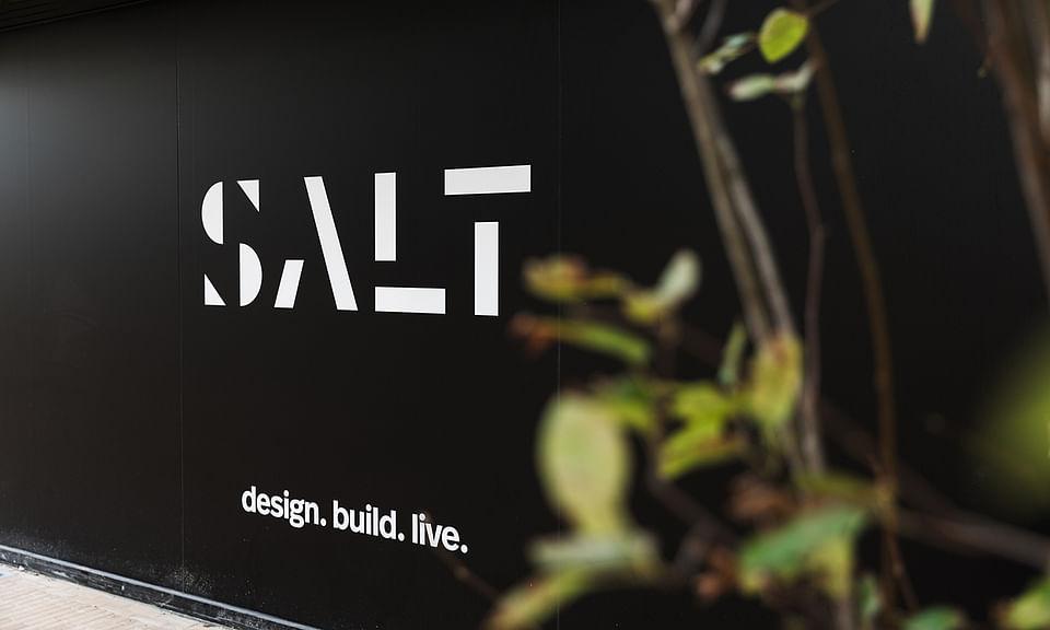 Salt, real estate for design lovers.