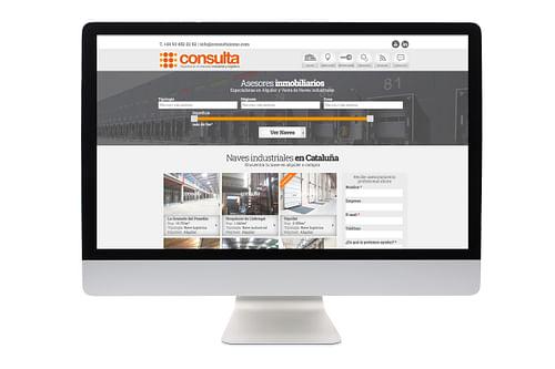 Web e-consulta - Creación de Sitios Web