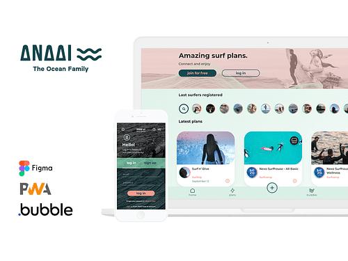 Diseño y Desarrollo PWA con Bubble.io - Creación de Sitios Web