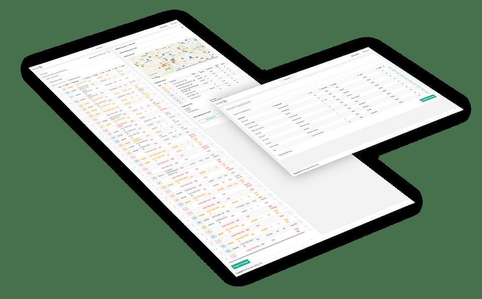 Planningsapplicatie - Total-E