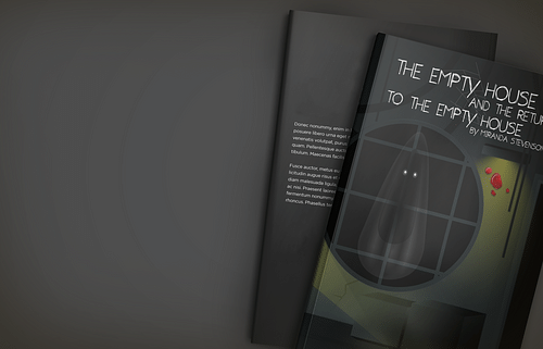 Horror Book Cover Design - Graphic Design