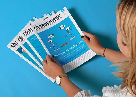 changement! - Markenarchitektur und -entwicklung