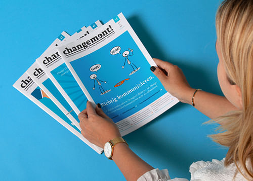 changement! - Markenarchitektur und -entwicklung - Werbung