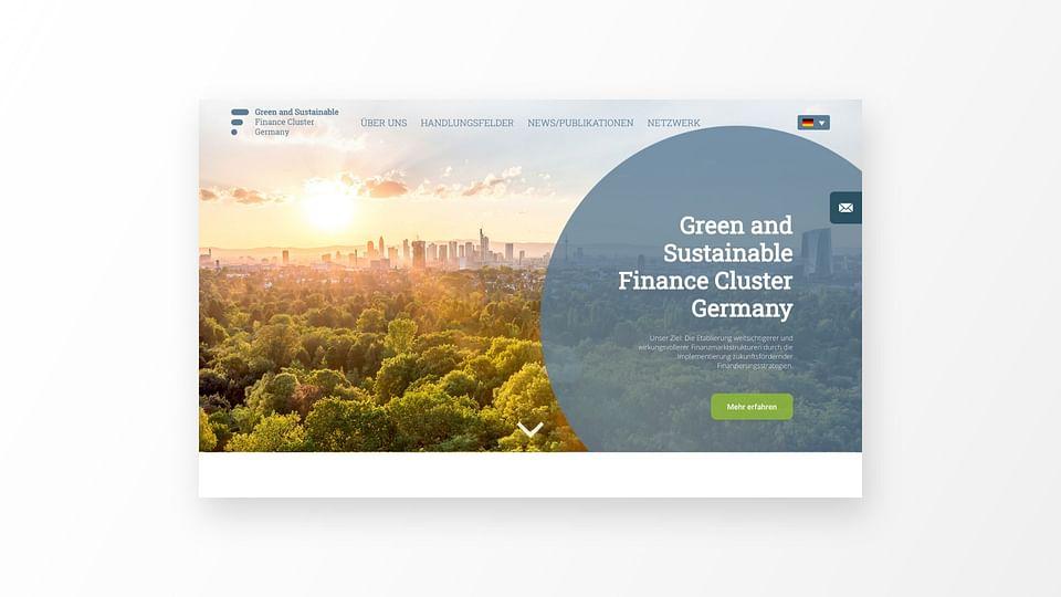 Webseite, Advertising und E-Mail-Marketing
