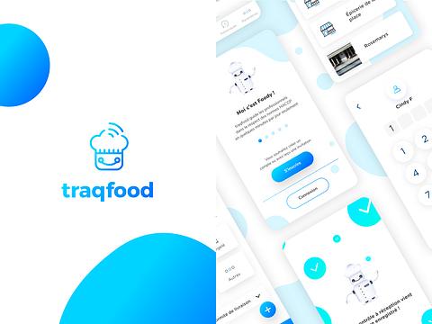 Traqfood - Application