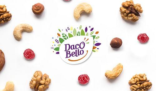 DACO BELLO. Site, identité et discours de marque. - Image de marque & branding