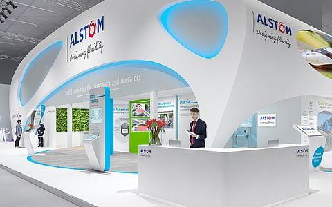 Alstom / Salon Innotrans 2018