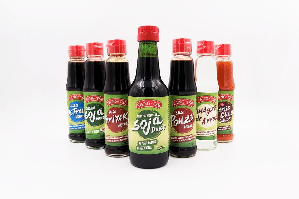 YANG-TSE – Diseño de etiqueta