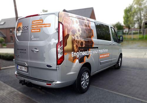 Nomecs engineering - Branding & Positionering