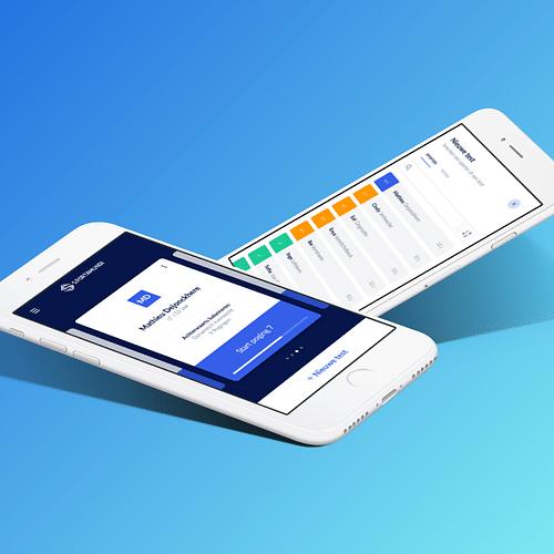 Sportamundi I Do registration app - Stratégie digitale