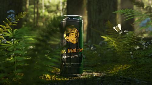 """Mr. Meister POS Video """"Wild wie der Wald"""" - Motion-Design"""