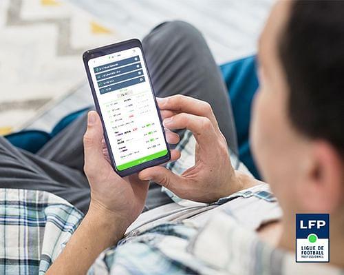 LFP - Application mobile