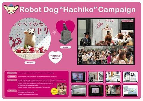 ROBOT DOG HACHIKO