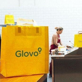 Glovo   Web corporativa - Creación de Sitios Web
