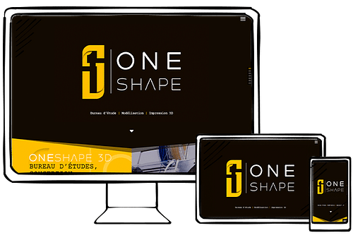 Refonte complète d'un site vitrine - Création de site internet